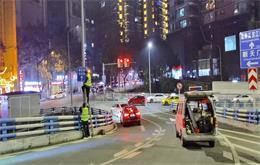 恒大时代广场道路标牌改造工程