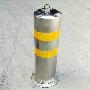 不锈钢警示柱