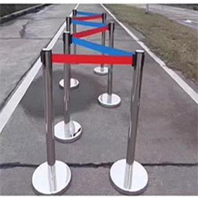 不锈钢伸缩护栏