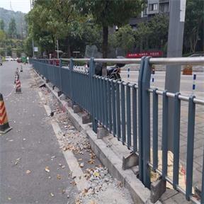 人行横道护栏