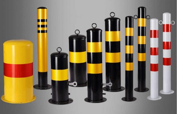 钢管警示柱(定制)
